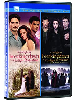 Amazon com: The Twilight Saga: Breaking Dawn - Part 2 [DVD +