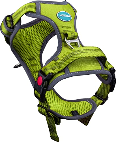ThinkPet-No-Pull-Harness-Breathable-Sport-Harness-with-Handle-Reflective-Padded-Dog-Safety-Vest-Adjustable-Harness,-Back/Front-Clip-for-Easy-Control