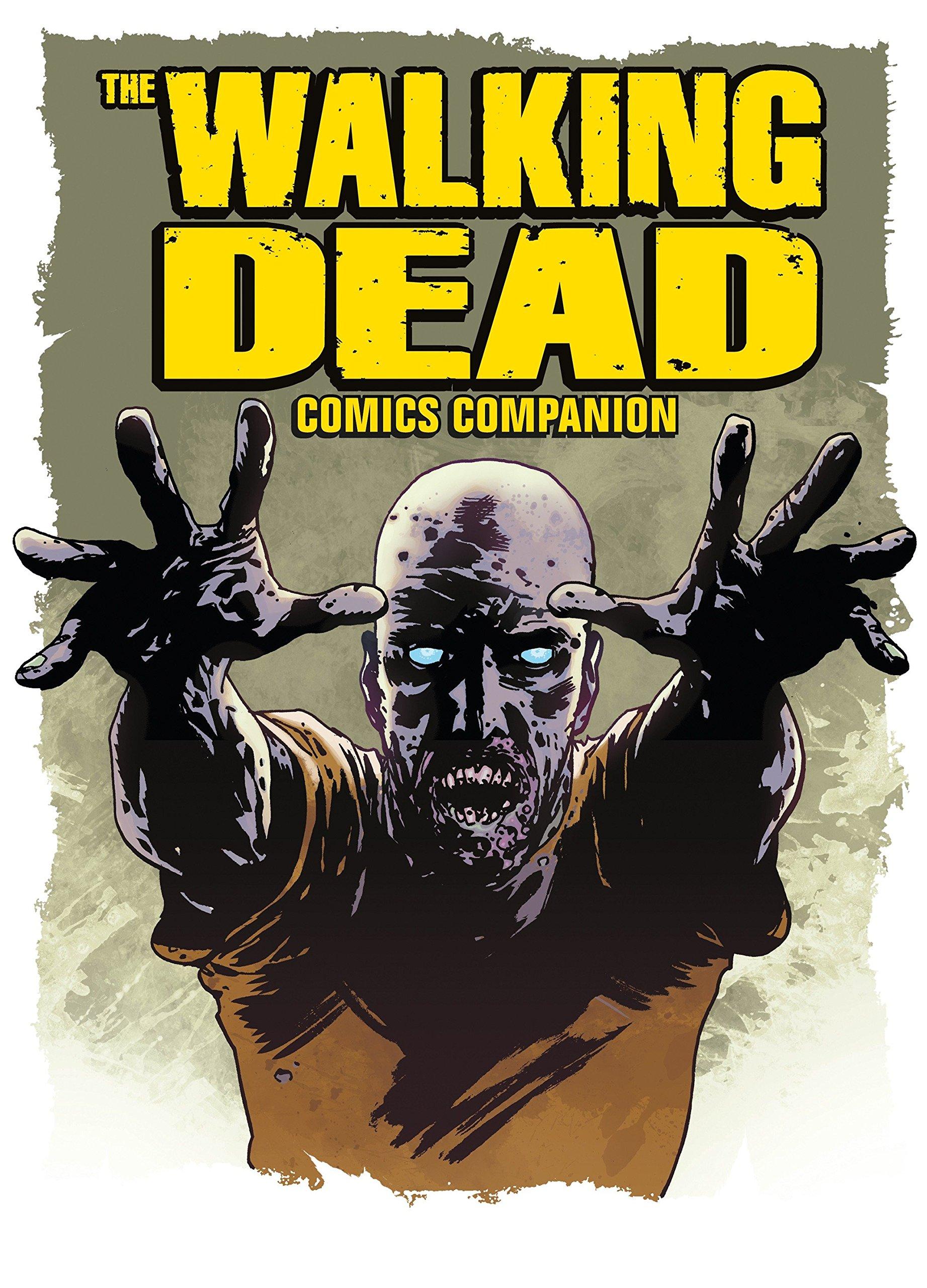 The Walking Dead Comics Companion PDF