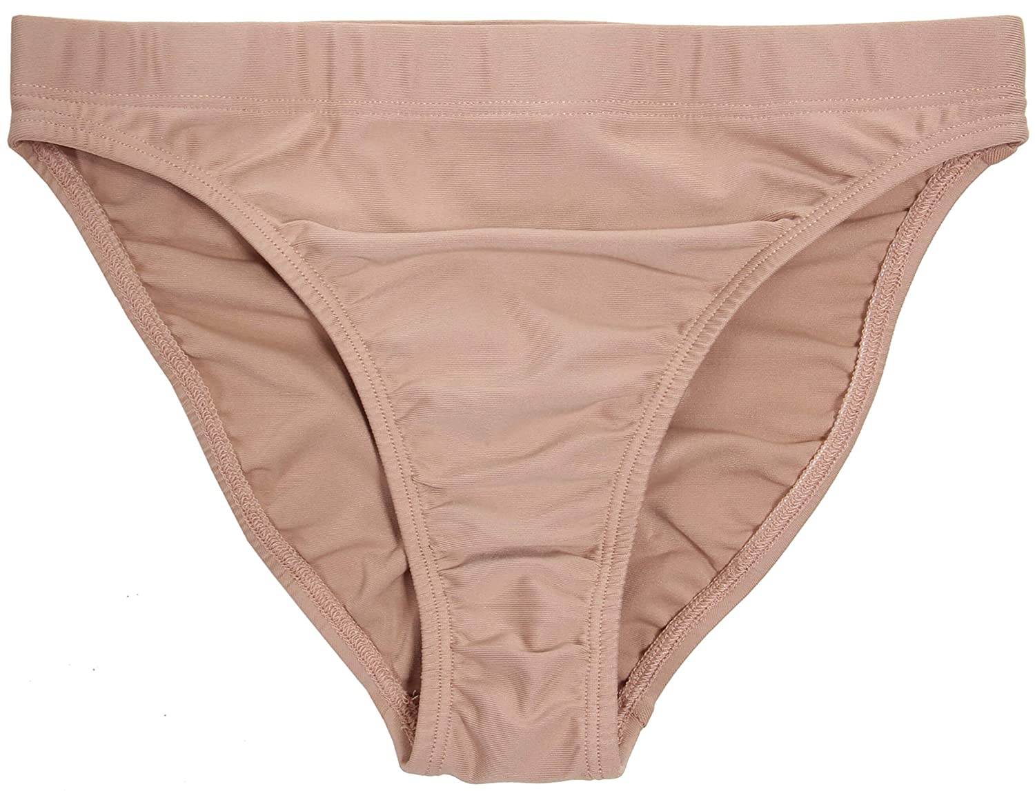 Girls & Women 's Dry Flex Briefs – ベージュorブラック B010989ITG ベージュ X-Small