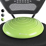 Gaiam Balance Disc Wobble Cushion Stability Core Trainer for Home or Office Desk Chair & Kids Alternative Classroom…