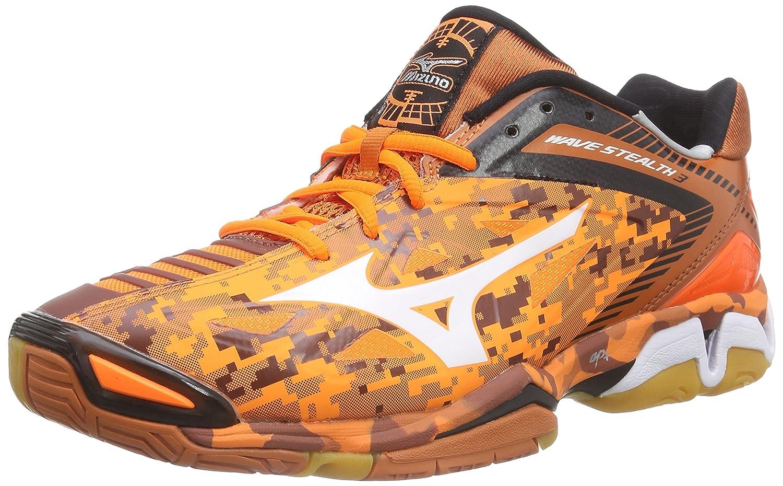 Mizuno Wave Stealth 3, Chaussures de Handball Homme X1GA1400