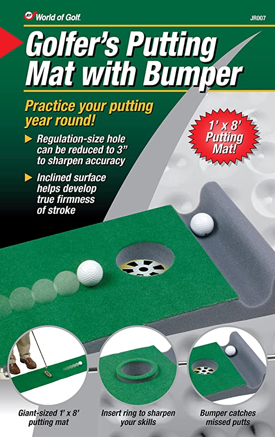 Amazon.com: Regalos de golf y Galería Putting borde: Sports ...
