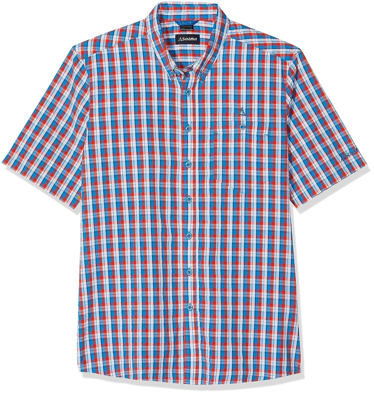 Schöffel Herren Shirt Kuopio2 Uv Sh Hemd