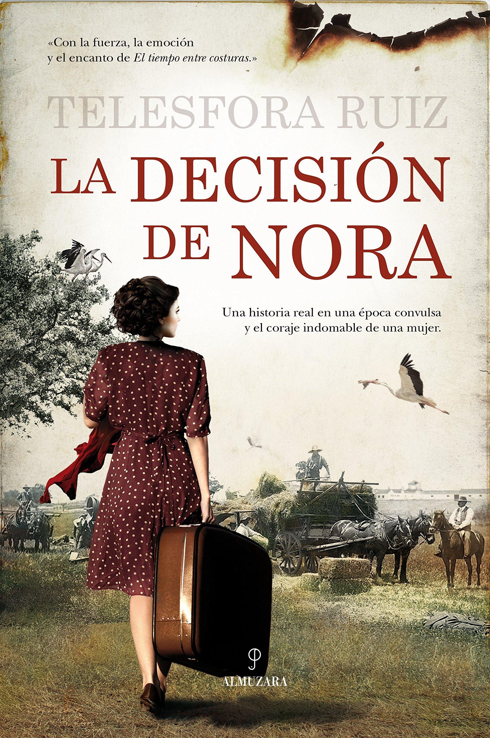 La decisión de Nora (Spanish) Paperback – September 1, 2013