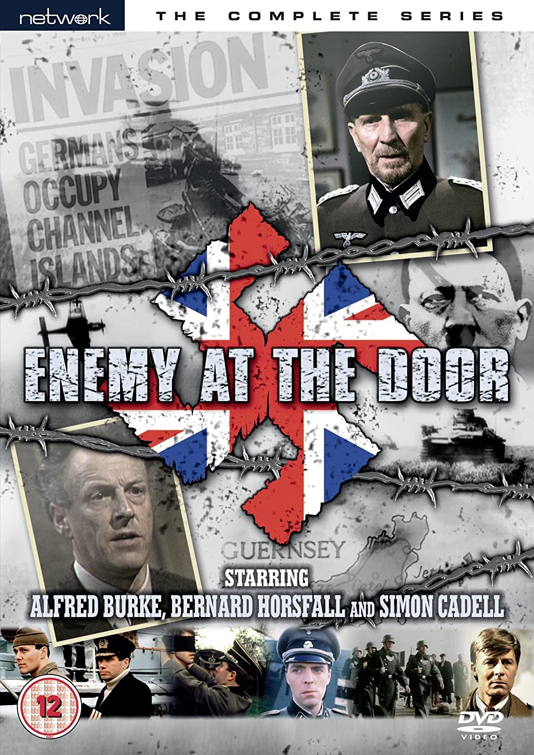 Enemy At The Door - The Complete Series DVD 1978: Amazon.co.uk ...