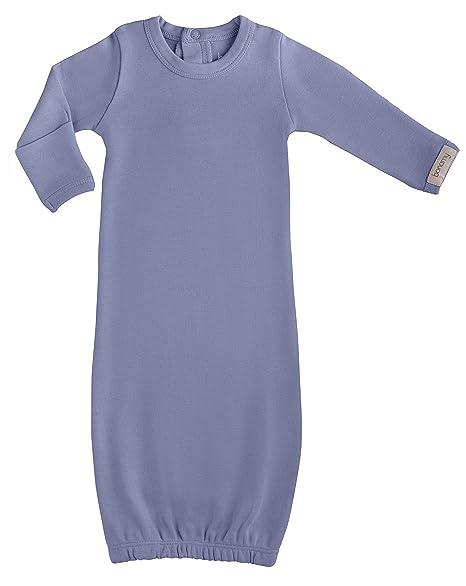 Amazon.com: Bonamy - Vestido de algodón orgánico para bebé ...