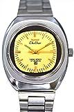 HMT Mechanical Yellow dial Men watch (CHETAN)