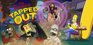 The Simpsons: Tapped Out (Kindle Tablet Edition) from Electronic Arts Inc.