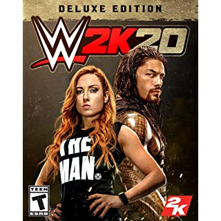 WWE 2K20 Deluxe Edition [Online Game Code]