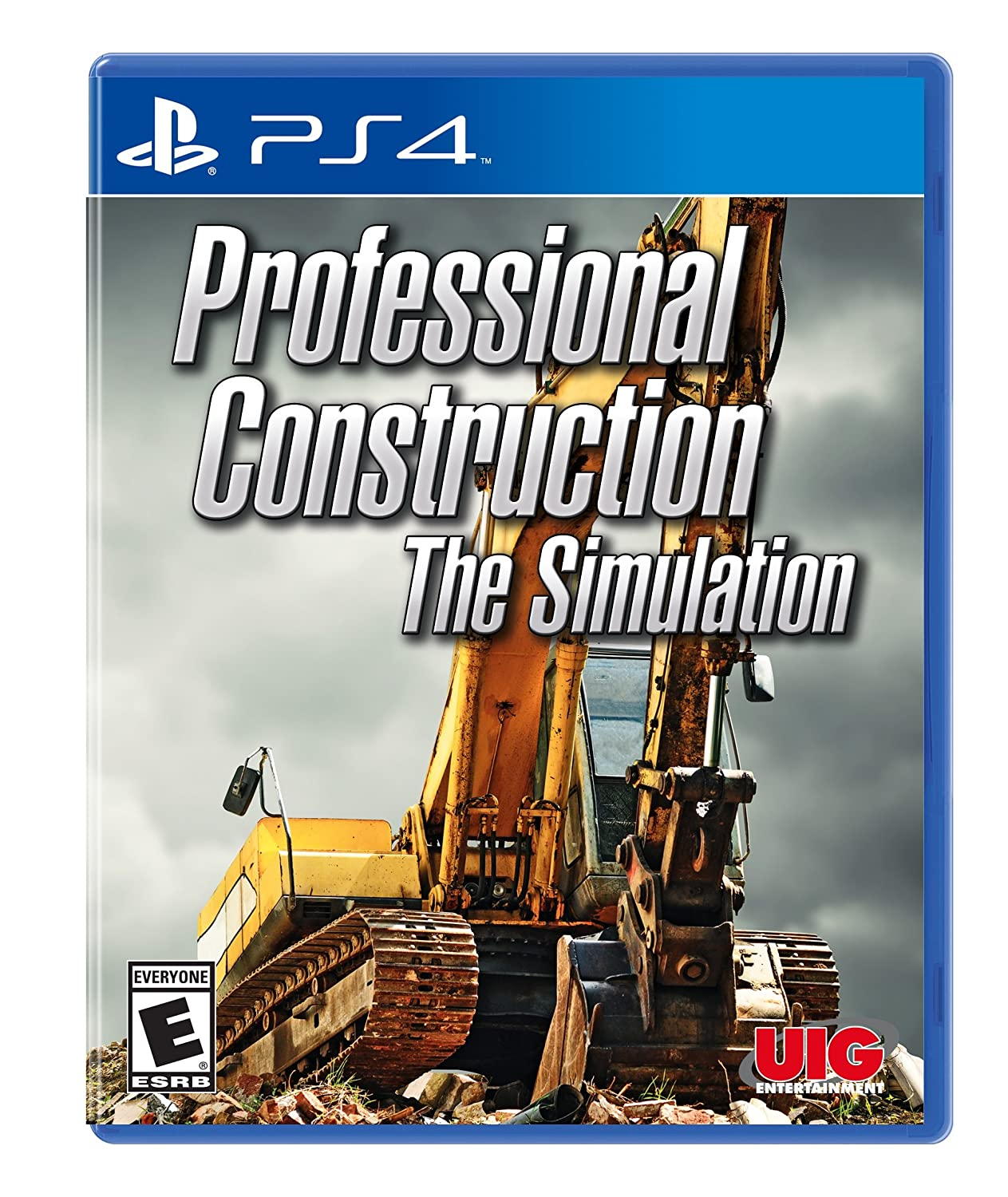 Uig Entertainment Professional Construction Simulator