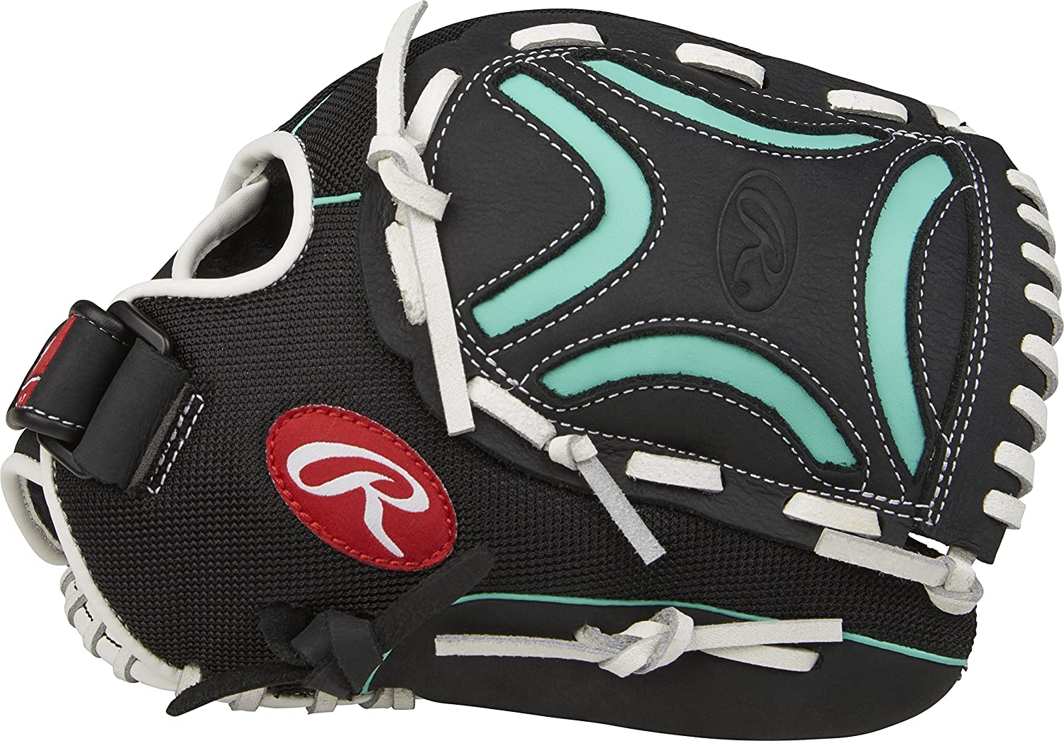 Rawlings チャンピオン デコラティブ X Web Lite ソフトボールグローブ One Size B074WD2FH6