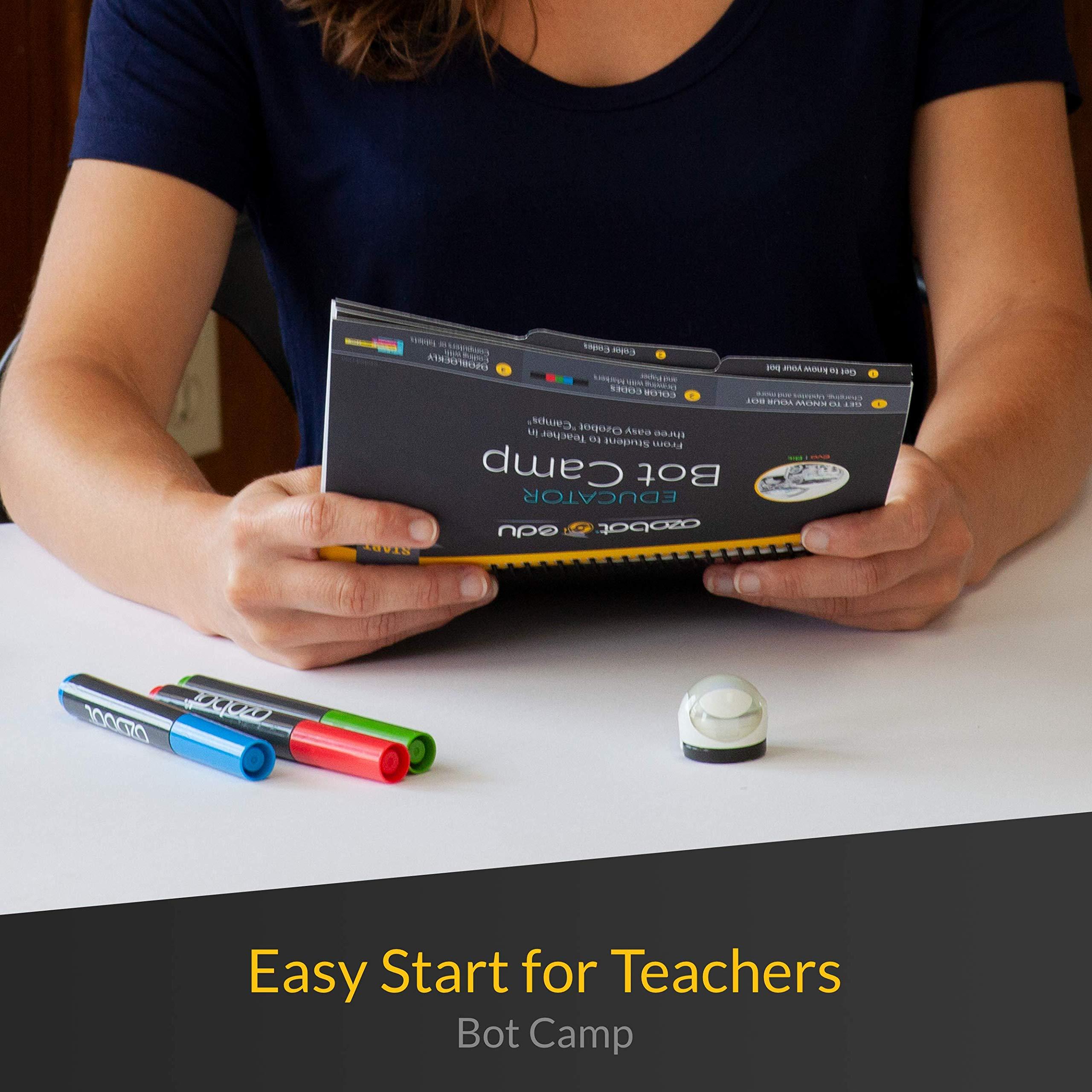 Ozobot Bit Educator Entry Kit (2 Bots) by Ozobot (Image #2)
