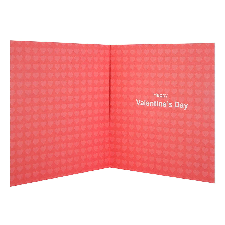 Hallmark e I Love Valentine s Day Card Medium Amazon