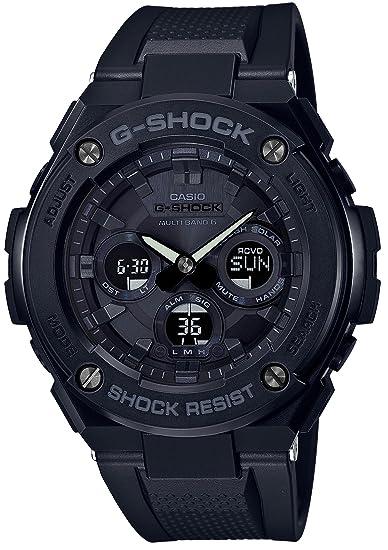 Casio G-Shock G-Steel Tough Solar Multi-Band 6 gst-w300g-1 ...