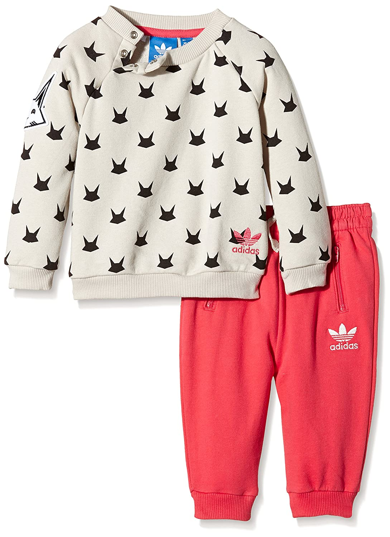adidas Baby Trainingsanzug Magic Forest French Terry