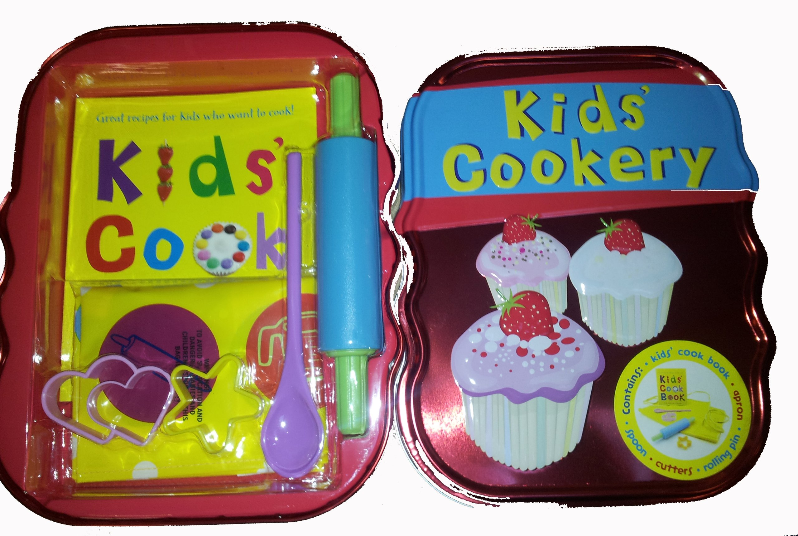 Download Kid's Cooking (Boxset) ebook
