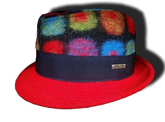 PORTALURI - Sombrero de Vestir - para Hombre  Amazon.es  Ropa y accesorios a449e46fa02