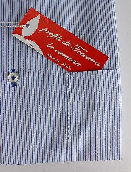 Perfiles de Toscana. Camisa de Hombre clásica, Art ...