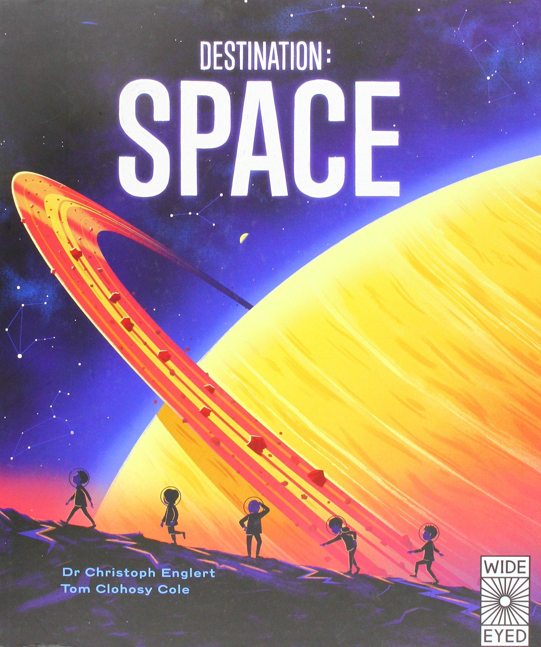 Read Online Destination: Space pdf epub