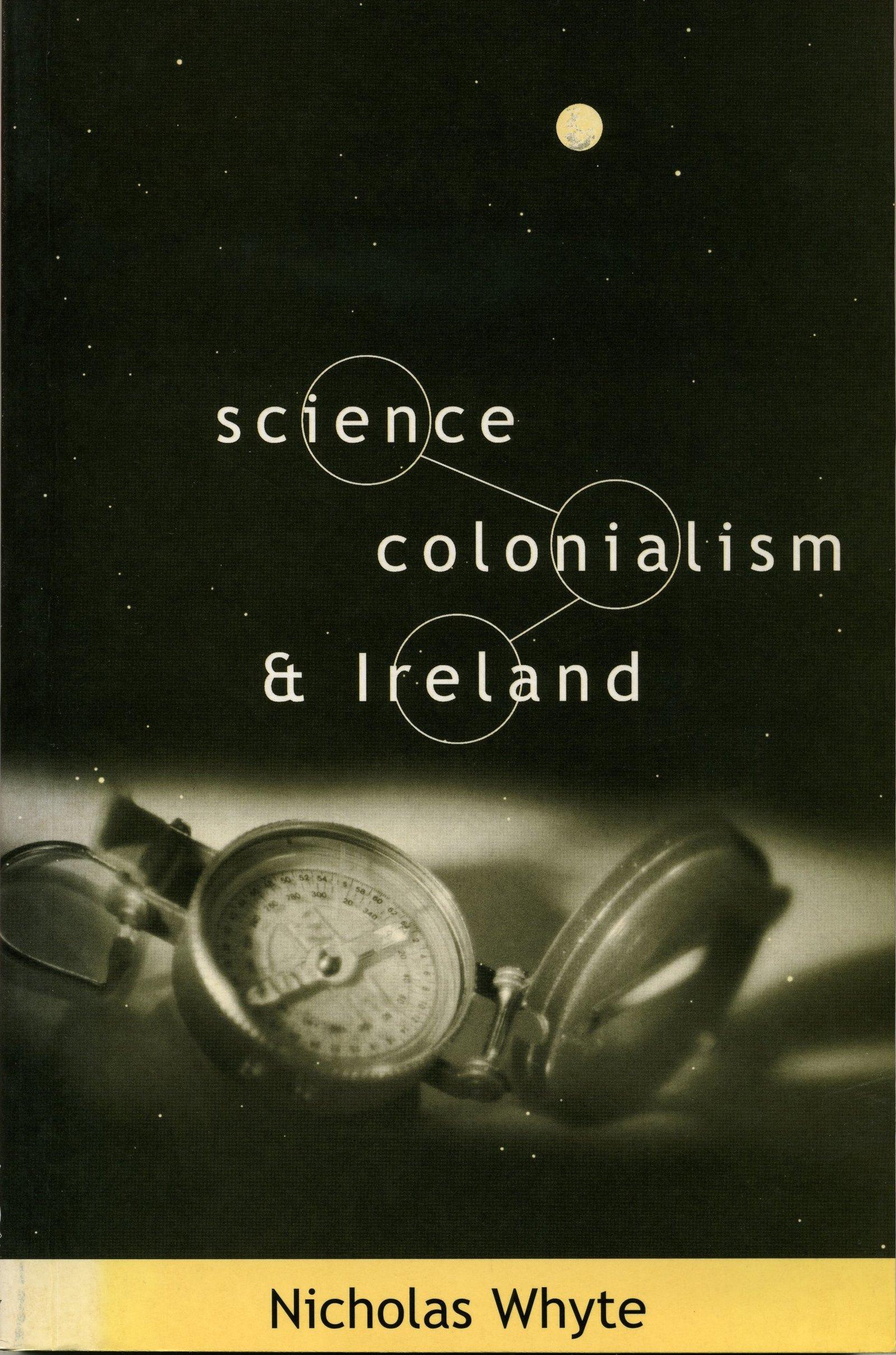 Science, Colonialism and Ireland (Irish Cultural Studies) pdf