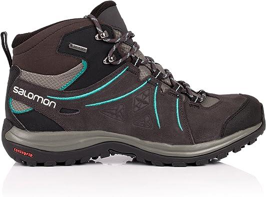 Salomon Ellipse 2 Mid LTR GTX W, Chaussures de Randonnée Hautes Femme