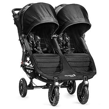 Baby Jogger City Mini Gt Double Stroller Black