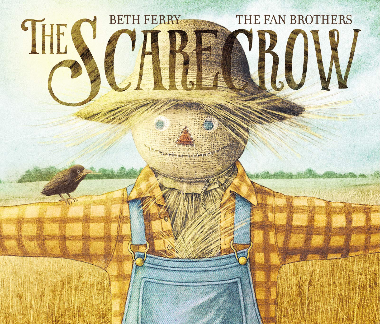 Image result for scarecrow beth ferry