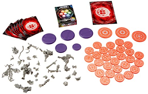Amazon.com: NOH Box Juego de combate del imperio: Toys & Games
