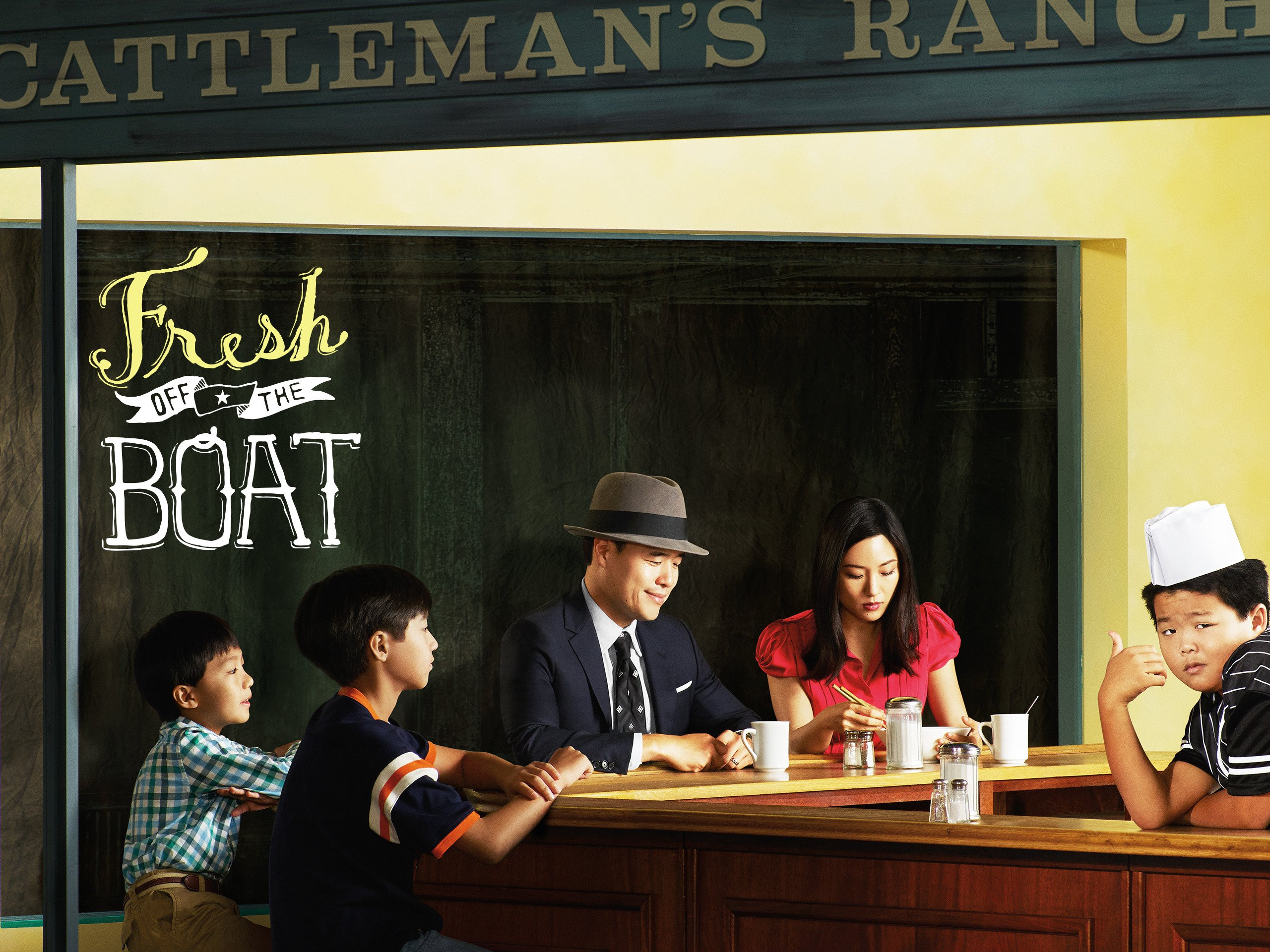 Amazoncouk Watch Fresh Off The Boat Season 2 Prime Video