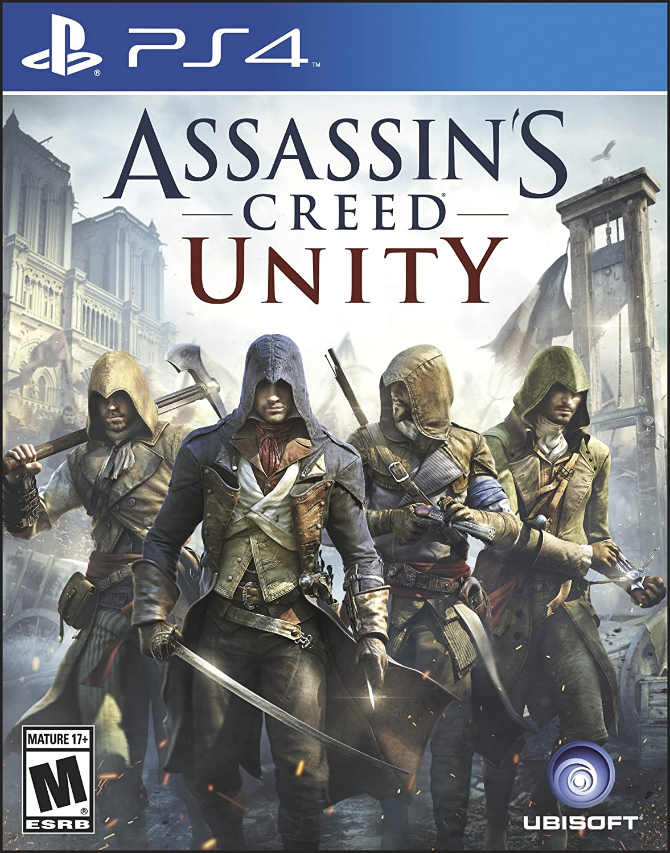 Amazon com: Assassin's Creed Unity Limited Edition