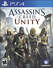 Amazon com: Assassin's Creed Unity Limited Edition - PlayStation 4