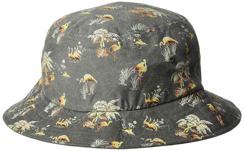 545b4ef16 Amazon.com: Rip Curl Men's Amigos Bucket Hat, Black, 1SZ: Clothing