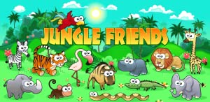 Jungle Friends from tap 2