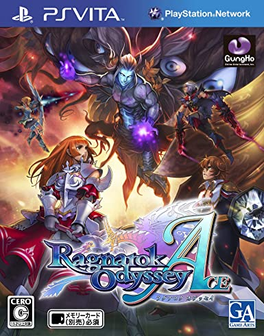 Amazon com: Ragnarok Odyssey Ace for PS Vita (Japan Import