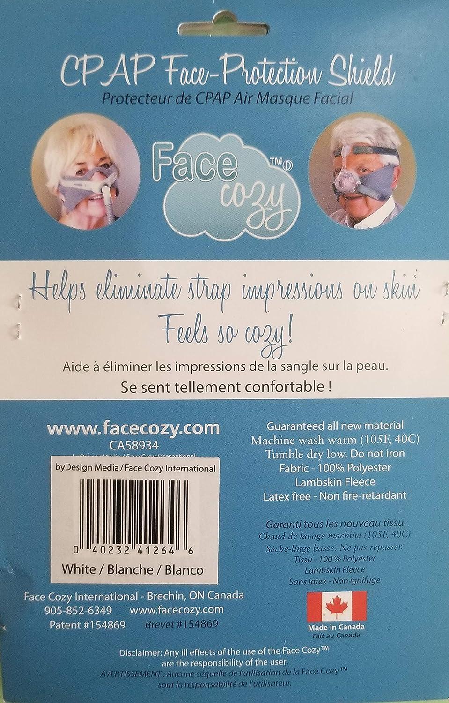 Amazon.com: Face Cozy CPAP - Accesorio para protección de la ...