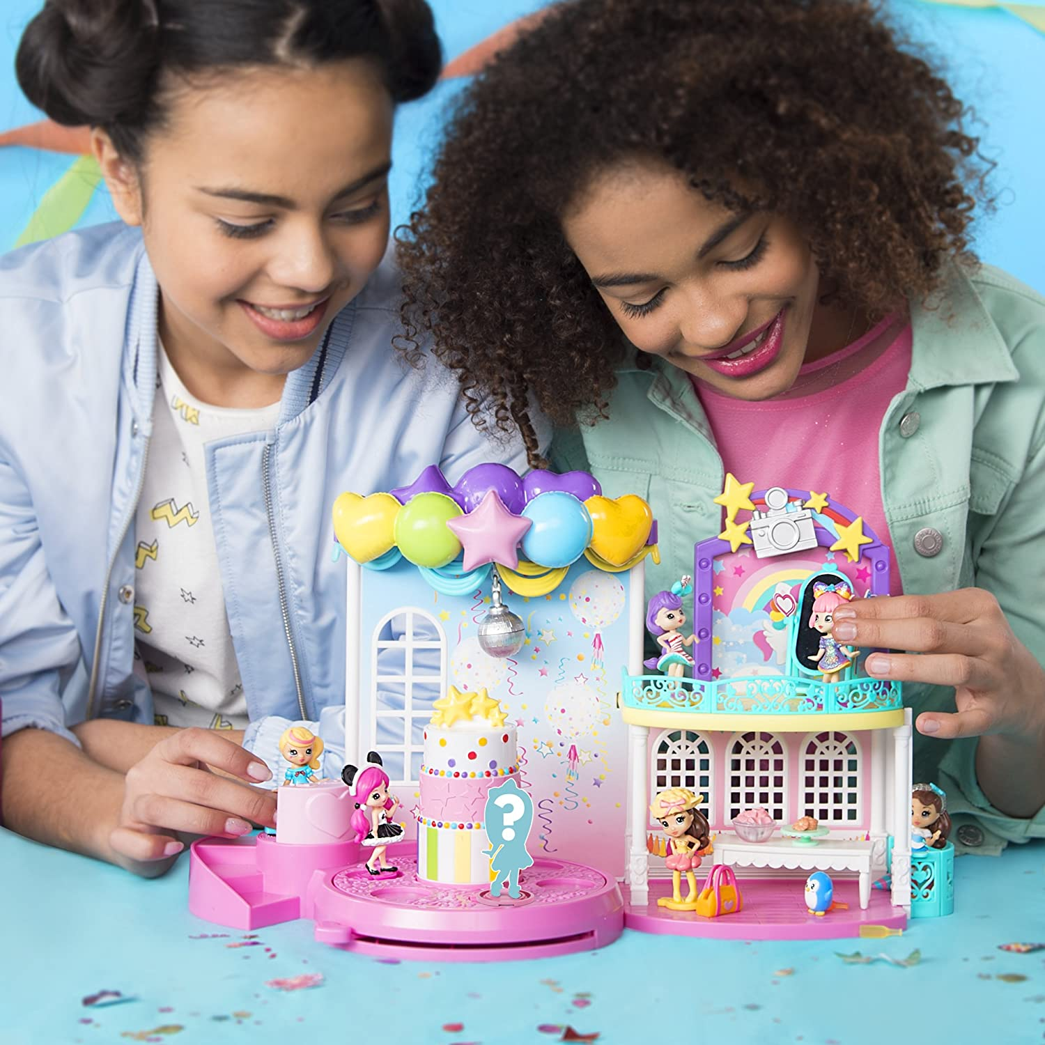 Party Popteenies Playset ONLY.