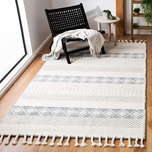 Safavieh Kenya Collection KNY956A Hand-woven Wool Area Rug