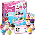 Wonder Forge Disney Princess Enchanted Cupcake Party Game For Girls & Boys Age 3 & Up - A Fun & Fast Matching Party Game You Can Play Over & Over (1088)