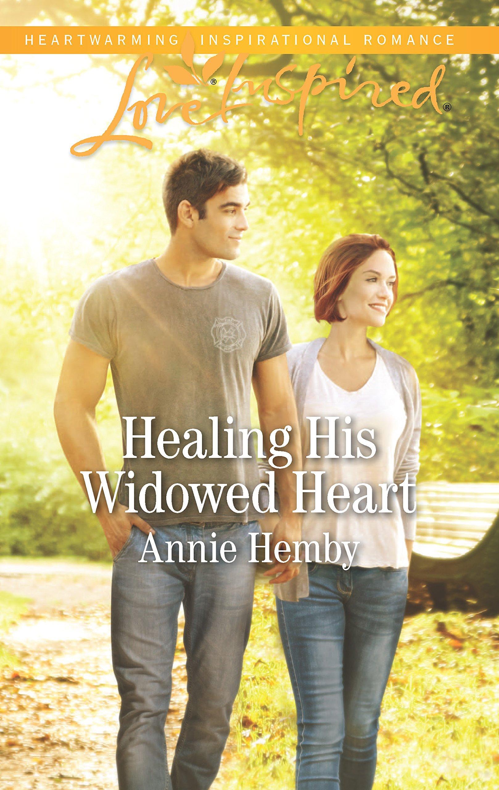 Healing His Widowed Heart (Love Inspired) PDF