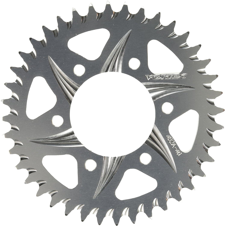 Vortex 452A-66 Silver 66-Tooth Rear Sprocket
