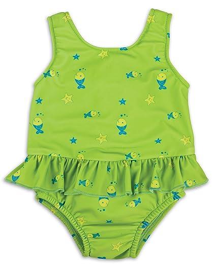Bambino Mio SWSXLG - Pañal bañador extra-grande (color verde/azul/amarillo