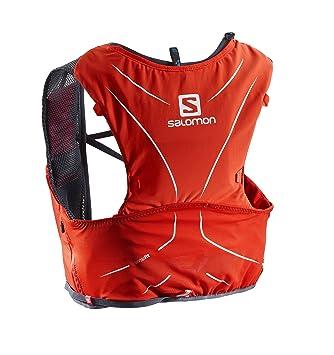 énorme réduction 2c4c8 43f83 SALOMON Advanced Skin 5 Set Lightweight Running/Hiking Hydration Pack 5  Litre