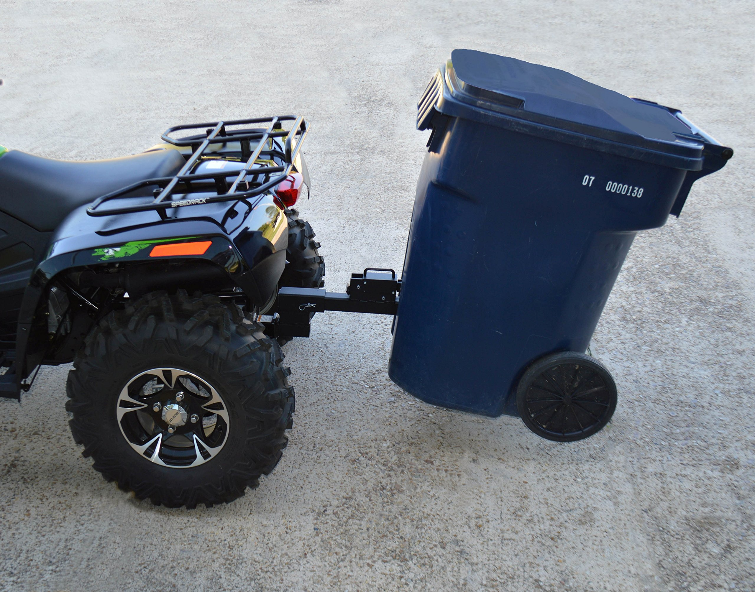 Great Day TC5000 Trash Can Transporter (Tote Caddy) by Great Day (Image #3)