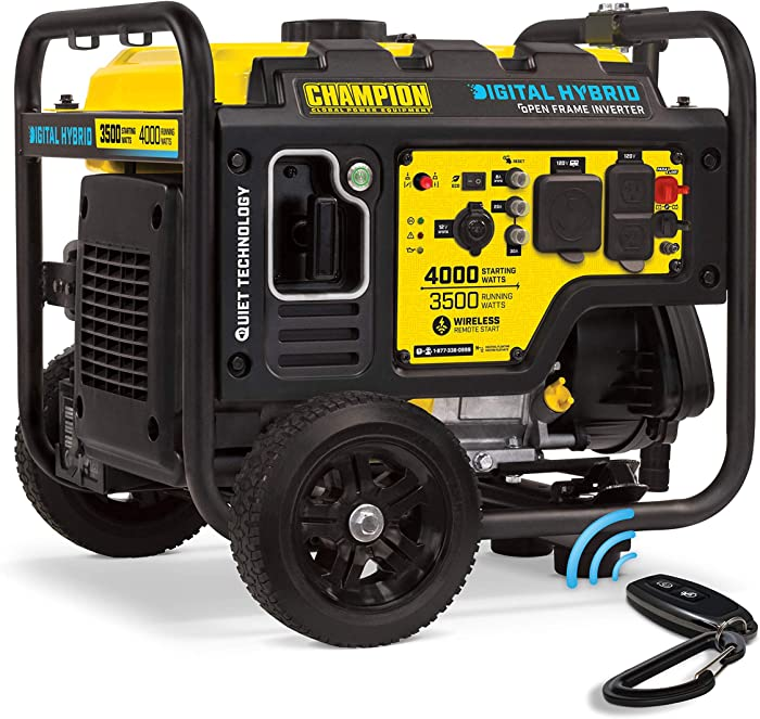 The Best Champion Inverter Home Generator 3150 Watts