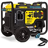Champion Power Equipment 100573 4000-Watt DH Series Open Frame Inverter, Wireless Remote Start