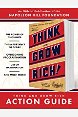 Think and Grow Rich Action Guide: An Official Publication of the Napoleon Hill Foundation Perfect Paperback