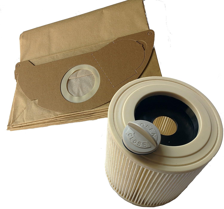 Bags for KARCHER MV2 Wet & Dry Vacuum