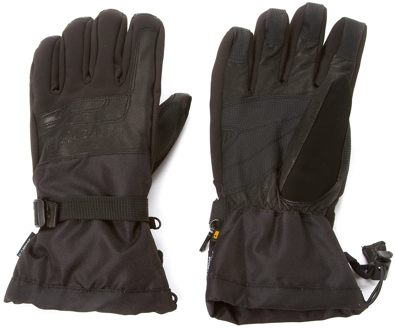 Carhartt Men's Cold Snap Insulated Work Glove, Black, Medium A505