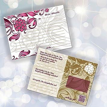 52 Hochzeit Postkarten Hochzeitsspiele Portofrei Moglich